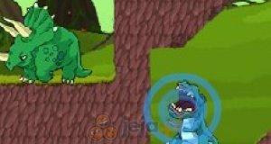 Jaskiniowiec kontra dinozaury