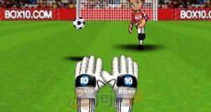 Tłukący futbol