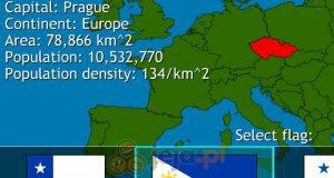 Quiz o państwach świata