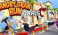 Bieg wściekłej babci: Paryż