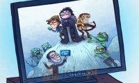 Trollface Quest: Programy TV