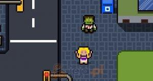 Zombie poluje na ludzi