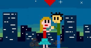 8-bitowe love story
