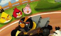Angry Birds - Ukryte klucze