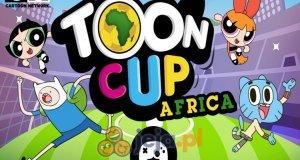 Kreskówkowe mistrzostwa: Afryka