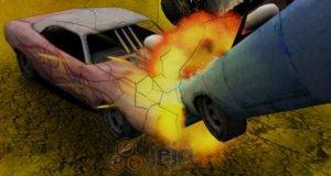 Rozbijanie samochodów