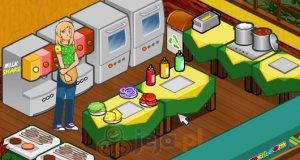 Hamburgerowa restauracja 2