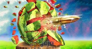 Strzelanie do arbuzów