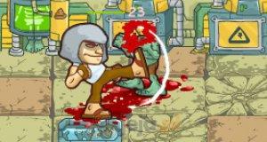 Dick Douche: Laboratorium Zombie