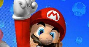 Mario z karabinem