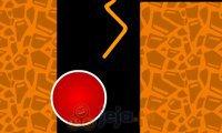 Pomarańczowa kreska