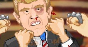 Bijatyka z celebrytą: Donald Trump