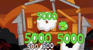 Angry Birds: Wulkan