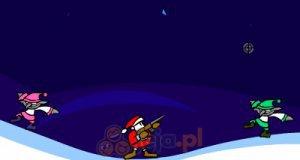 Mikołaj  vs. Elfy