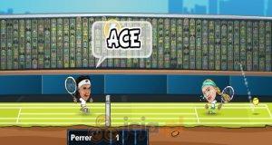 Legendy tenisa 2016
