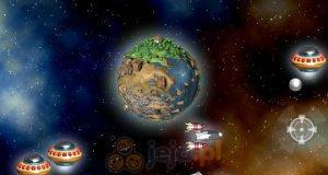 Kosmiczna bitwa