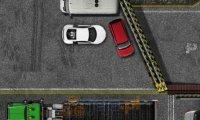 Parkowanie tirem