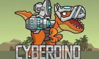T-Rex vs roboty