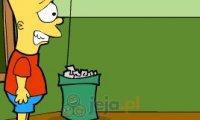 Bart Simpson w pułapce