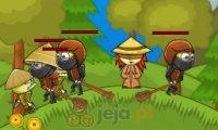 Ninja i ślepa dziewczyna