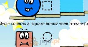 Koła i kwadraty