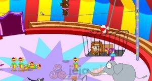 Ucieczka z cyrku
