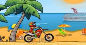 Ekstremalny motocykl