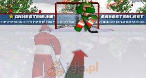 Mikołaj i hockey