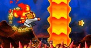 Geometry Dash: Ogień i woda