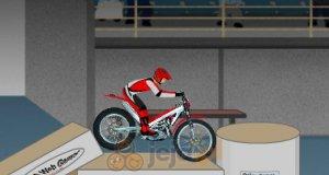 Trial motocyklowy