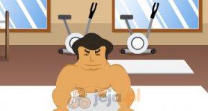 Trenuj zapaśnika sumo
