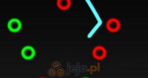 Neonowe dyski