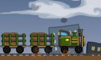 Pociąg z węglem 3