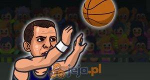 Koszykarski pojedynek