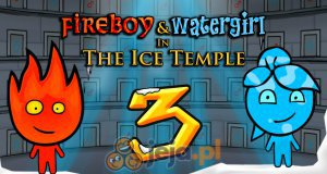 FireBoy & WaterGirl 3: In The Ice Temple (HTML5)