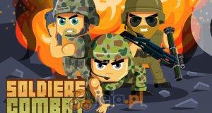 Żołnierze w akcji
