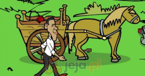 Obama władcą pierścieni
