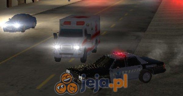 Symulator jazdy po mieście 2