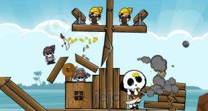 Bohaterskie oblężenie: Piraci