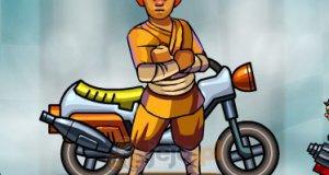 Szalony motocykl