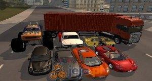Jazda po mieście 3D HTML5