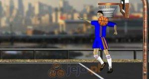 Uliczna koszykówka