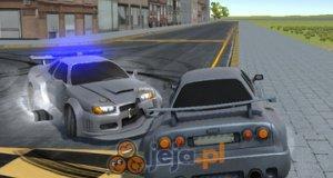 RCC symulator jazdy