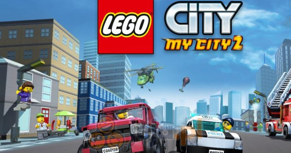 Lego Moje Miasto 2 Gry Jejapl