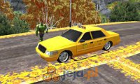 Bohaterska taksówka