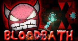Geometry Dash: Krwawa łaźnia