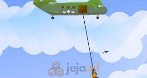 Ratunek na bungee