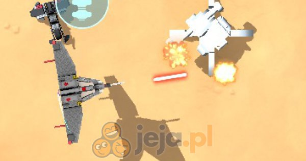 Lego Star Wars Potężni Rebelianci Gry Jejapl