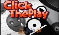 Znajdź przycisk Play