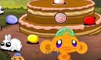 Szczęśliwa małpka: Wielkanoc